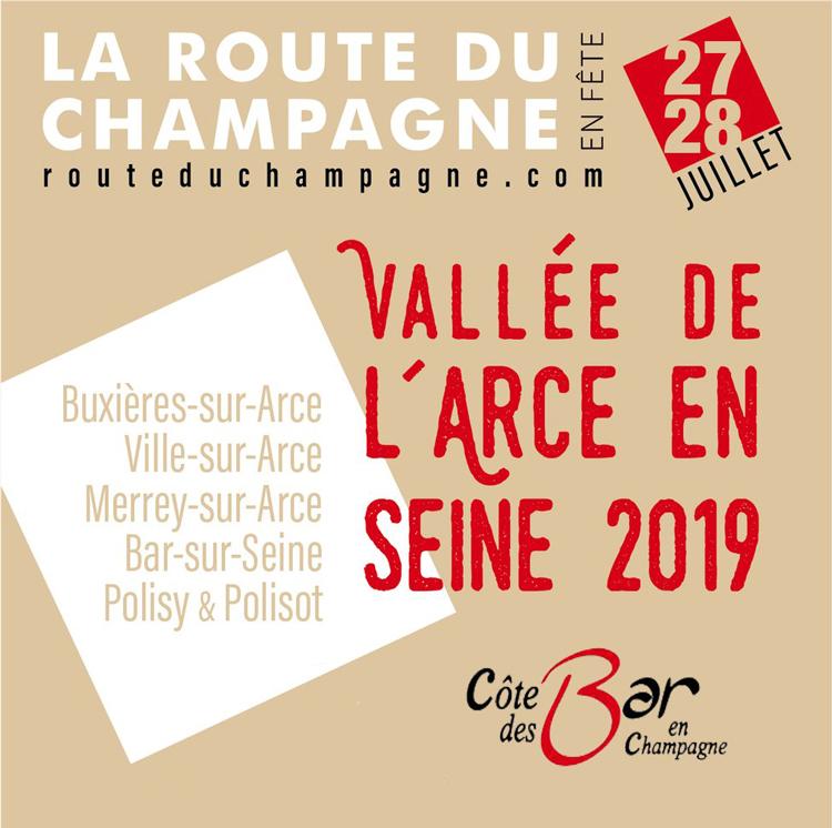 #RouteduChampagne 2019